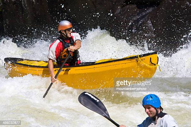 flying canoa - río swift fotografías e imágenes de stock