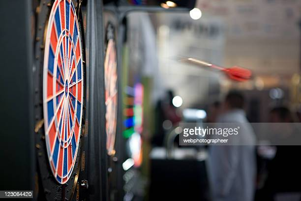 Flying dart