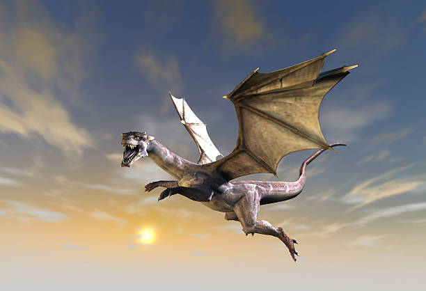 Free Flying Dragon Images, Pictures, And Royalty-Free
