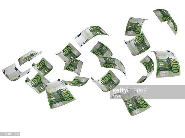 euro-scheine - euro stock-fotos und bilder