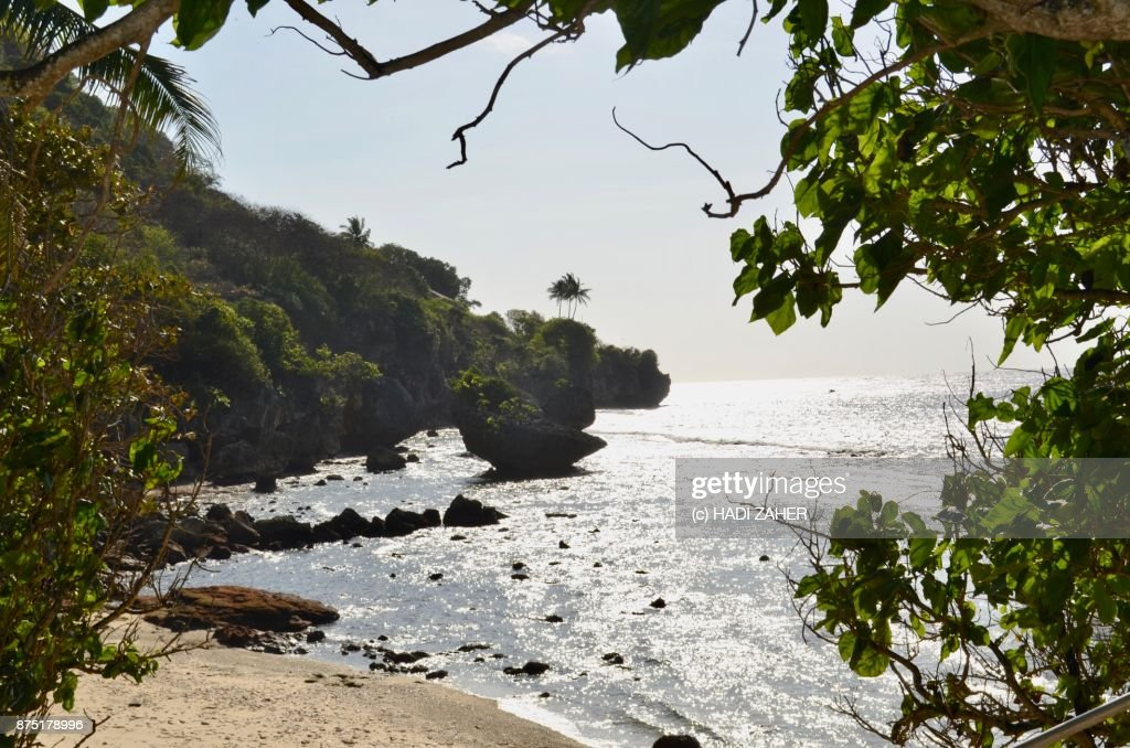 Flying Fish Cove | Christmas Island | Western Australia : Stock Photo