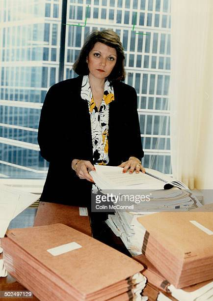Flying from a police commission meeting to her law office and then home to Drew 7 Blaine 6 and Tory 3 is all part of Jane Pepino's day