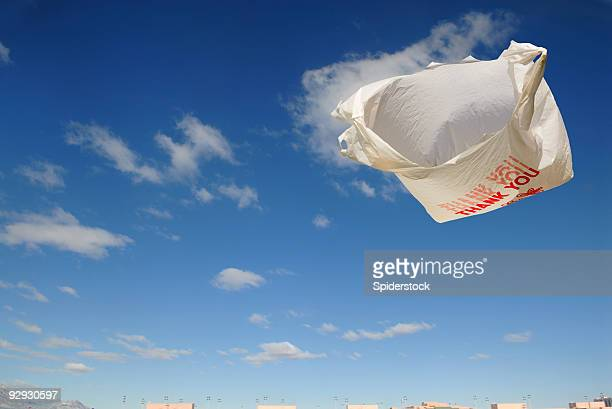 Flying Grocery Bag