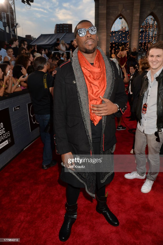 Flying Lotus attends the 2013 MTV Video Music Awards at the Barclays Center on August 25, 2013 in the Brooklyn borough of New York City.
