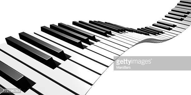 フライングピアノキー