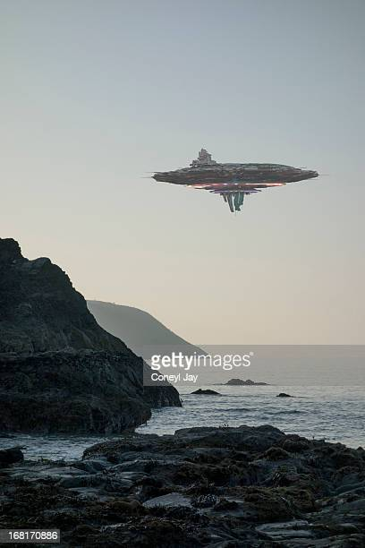 UFO / Flying Saucer / Alien Spacecraft