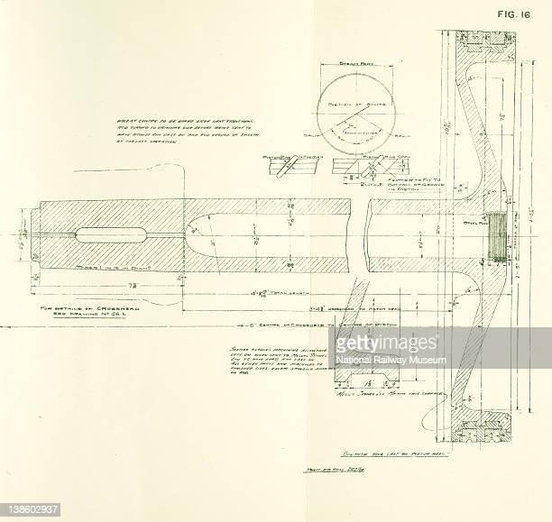 Flying Scotsman Empire Exhibition Wembley 1924 Fig 16
