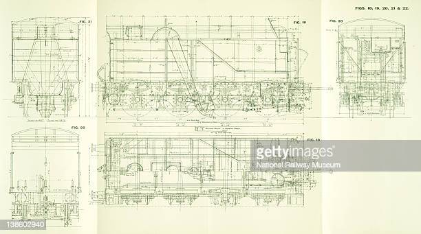 Flying Scotsman Empire Exhibition Wembley 1924 Figs 1820 22