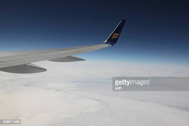 Flying with Icelandair