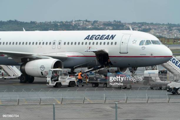 Flying with the airline based in Greece Aegean Airlines a member of Star Alliance Aegean is flying an entire Airbus narrow body fleet and has a...