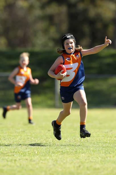AUS: Junior Australian Rules Grand Final Day in Sydney