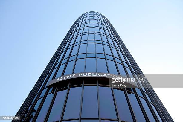 flynt publication building - hustler magazine stock pictures, royalty-free photos & images