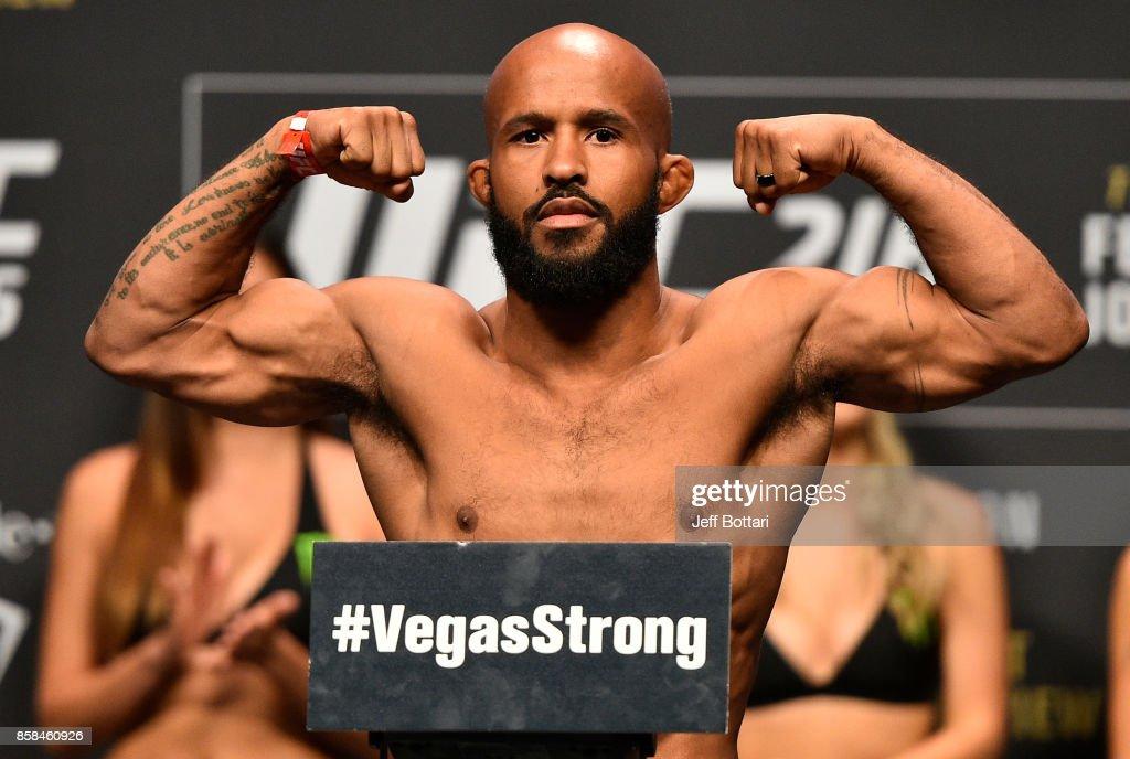 UFC 216: Weigh-ins