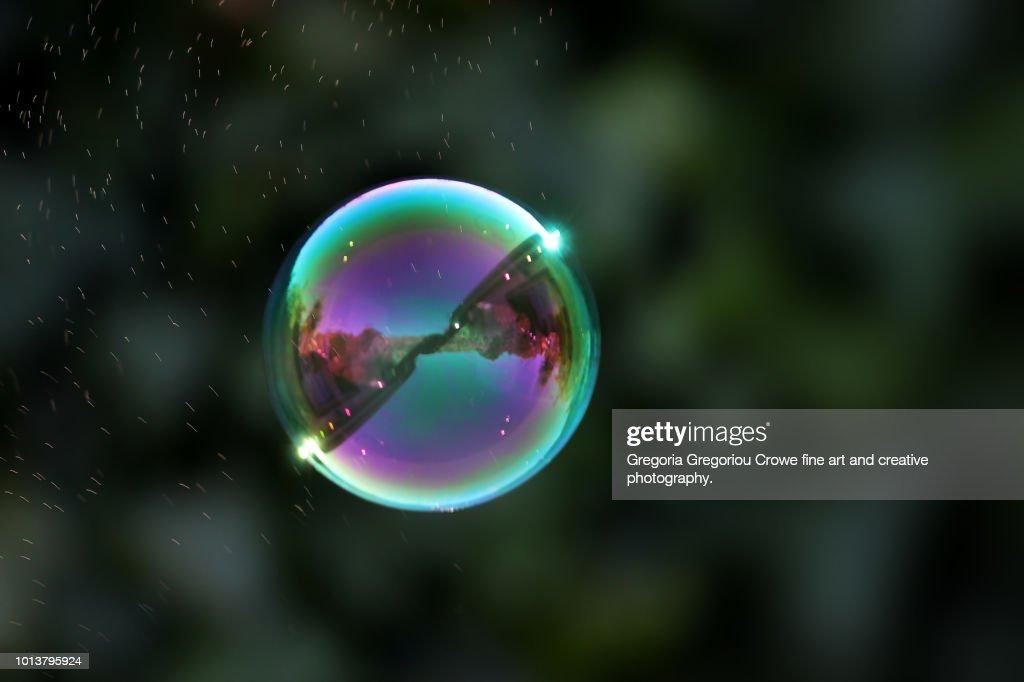 Foam Bubble : Stock Photo