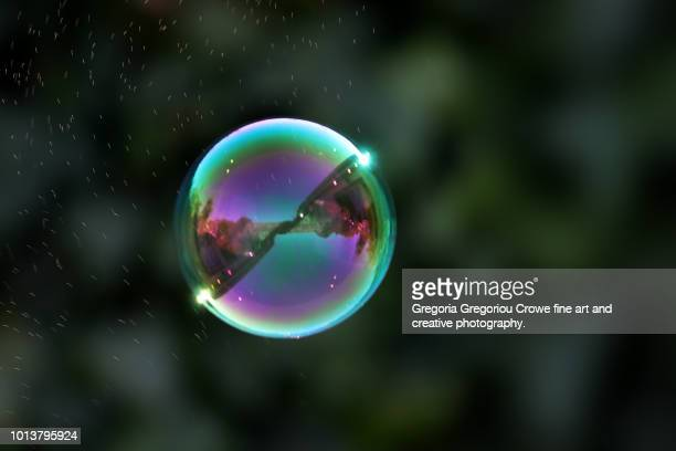 foam bubble - gregoria gregoriou crowe fine art and creative photography. stock pictures, royalty-free photos & images