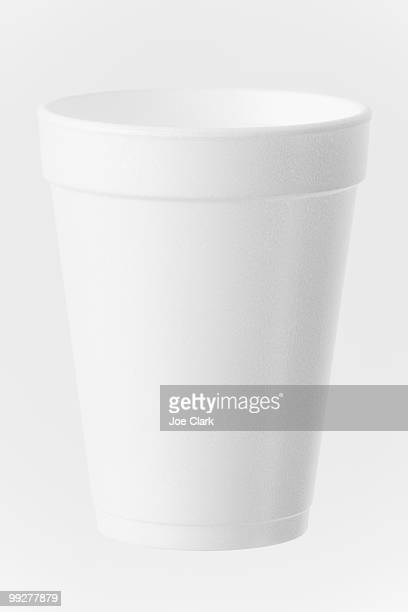foam cup - polystyrene stock pictures, royalty-free photos & images
