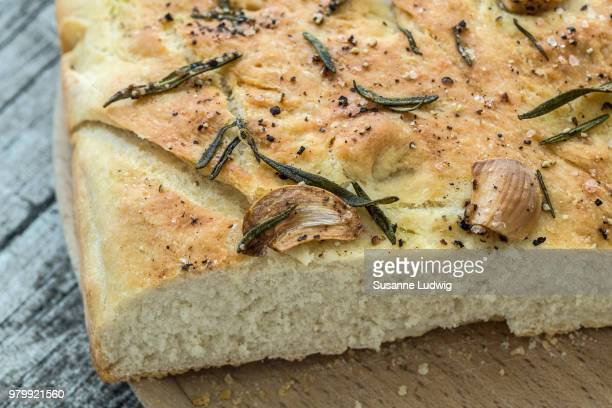 focaccia - susanne ludwig stock pictures, royalty-free photos & images