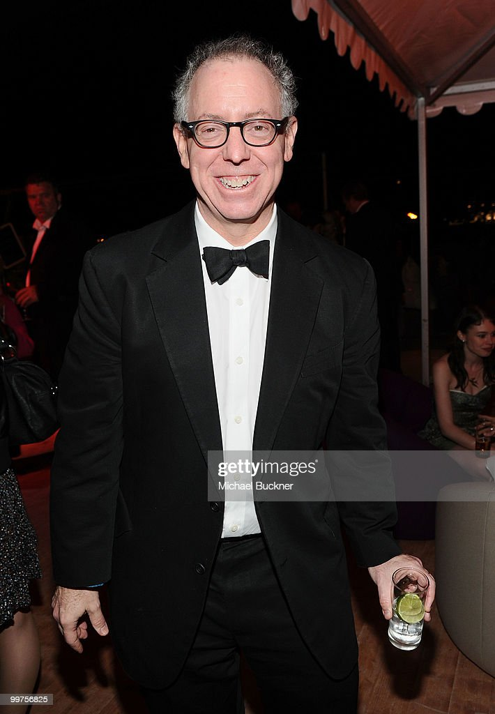 Focus Features CEO James Schamus attends the Biutiful Party at the Majestic Beach during the 63rd Annual Cannes Film Festival on May 17, 2010 in Cannes, France.