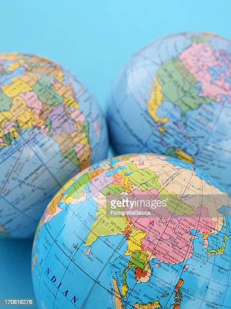 Fokus auf Asien