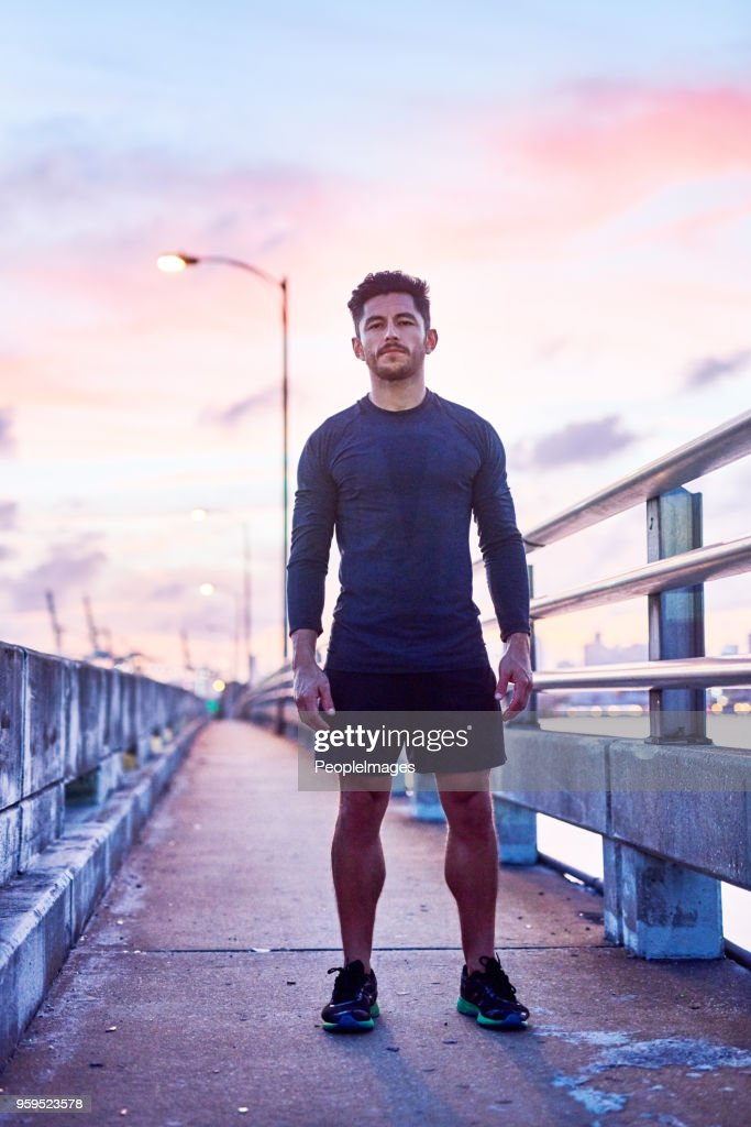 Focus on moving forward : Stock Photo