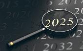 Focus on Year 2025