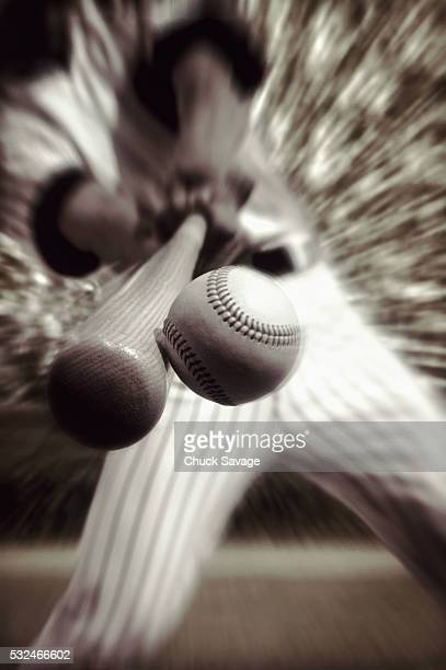 focused batter - home run stock pictures, royalty-free photos & images