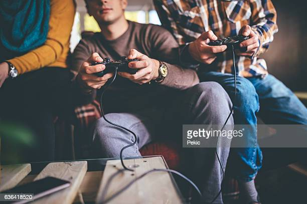 focused on the game - gamer stock pictures, royalty-free photos & images