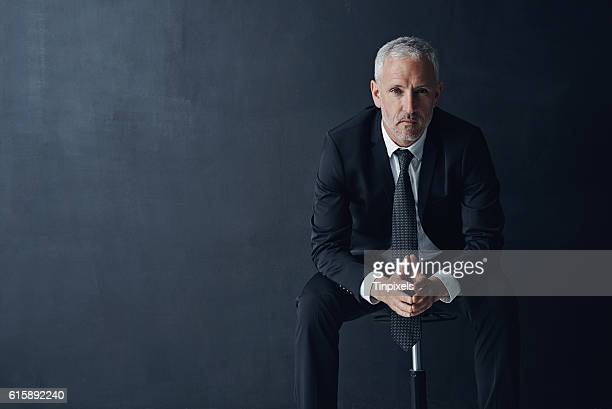 focused on what's important in business - bold man stock photos and pictures