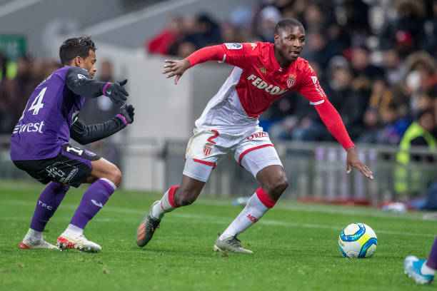 Toulouse FC V AS Monaco