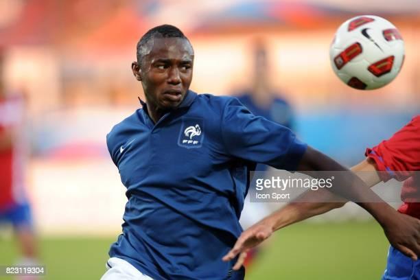 Fode KOITA - - France / Serbie - Espoirs - Match amical -Rouen,