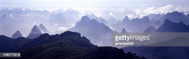 Fog Around The Peaks