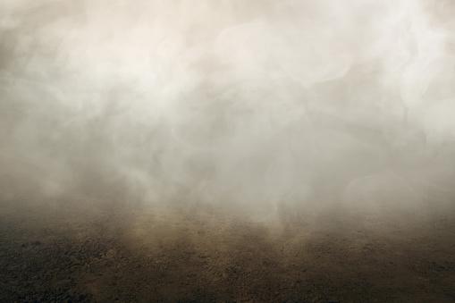 Fog background 845785528