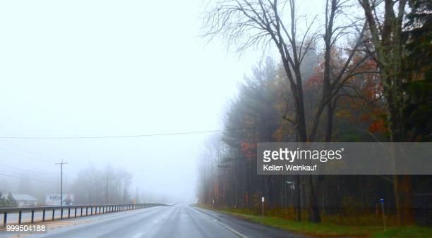 Fog on the way back to CNY from Adirondacks