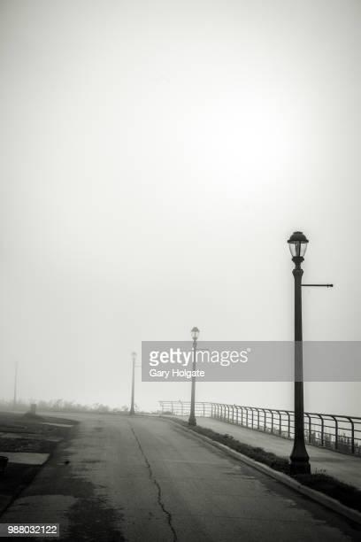 Foggy Day on the Niagara River