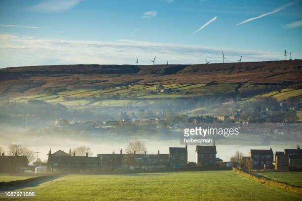 Foggy Morning in the Worth Valley