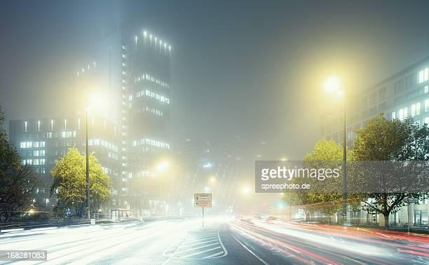 Foggy Night at Berlin
