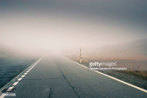 foggy san bernardino - daniele carotenuto stock pictures, royalty-free photos & images