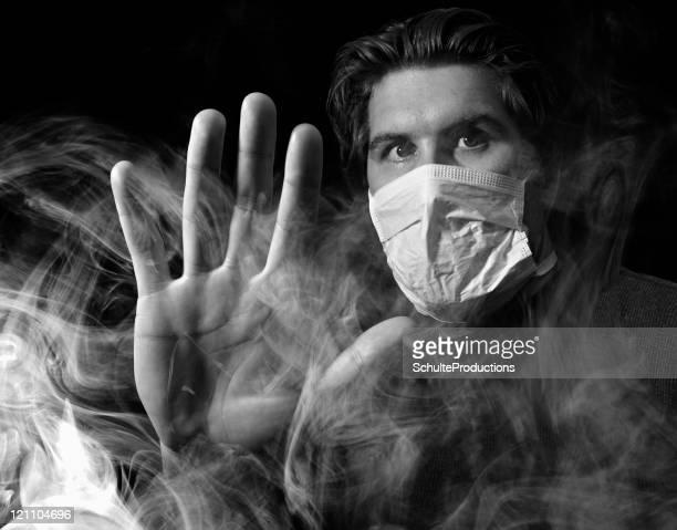 Foggy Smokey Masked Man