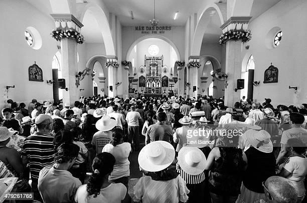 Foi construída em 1875 pelo Padre Cícero Romão Batista e fica situada na Rua Padre Cícero sendo a paróquia da Padroeira de Juazeiro do Norte e...
