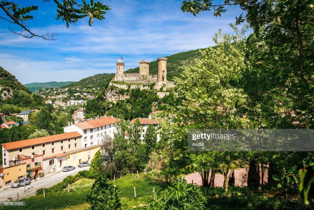 Foix. : News Photo