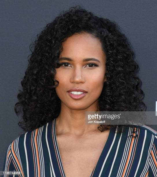 Fola EvansAkingbola attends 2nd Annual Freeform Summit at Goya Studios on March 27 2019 in Los Angeles California