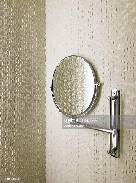 Foldaway Makeup Mirror
