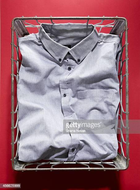 Folded Men's Workshirt