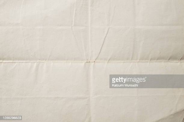 folded old paper texture background - paper stock pictures, royalty-free photos & images