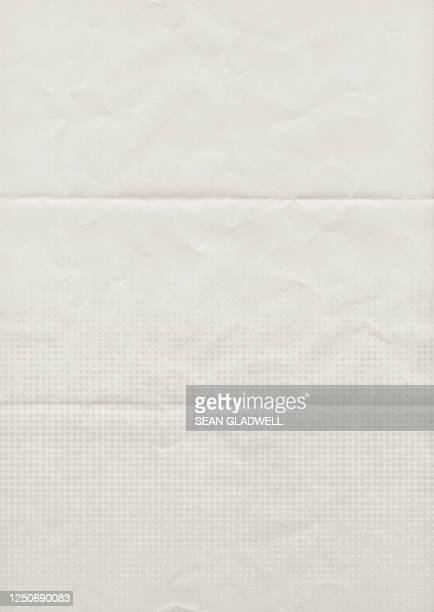 folded paper backdrop - message stock pictures, royalty-free photos & images