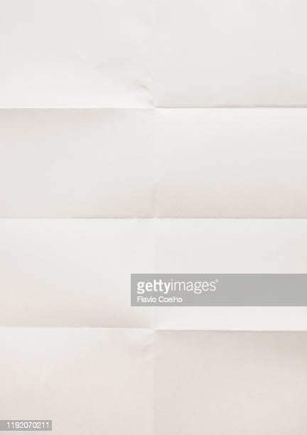 folded paper background - document photos et images de collection