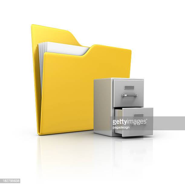 folder and archives