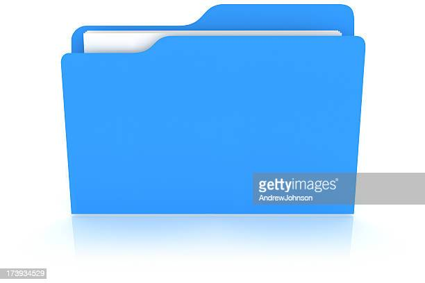 folder - computer icon stock photos and pictures