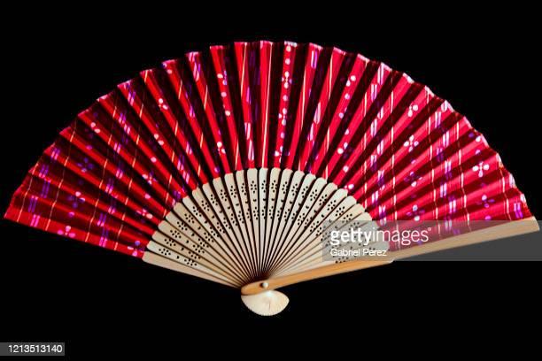 folding fan - 伝統 ストックフォトと画像