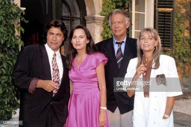 Folge: Der Pechvogel / BRD 1990 / Harald Leipnitz / Lennie Berger , Marion Meier , Erwin Kapinski , Ulla Wagner .